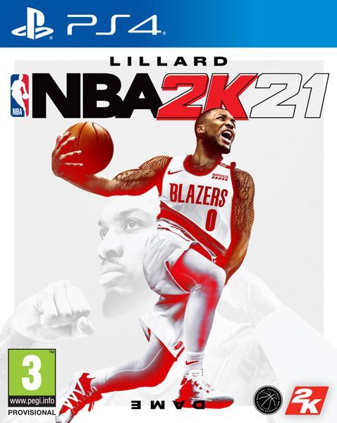 2K NBA 2K21, PlayStation 4 Basic Inglese, ITA