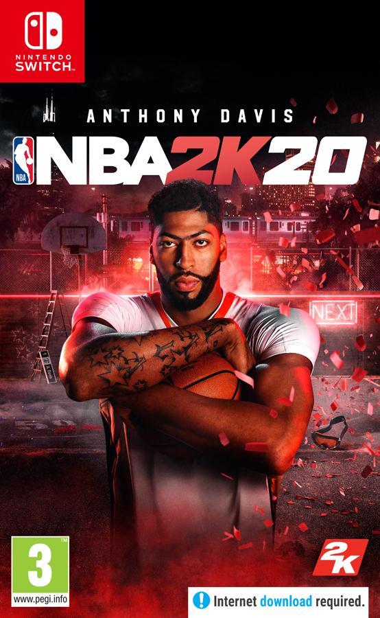 Take-Two Interactive NBA 2K20, Switch Basic Inglese Nintendo Switch