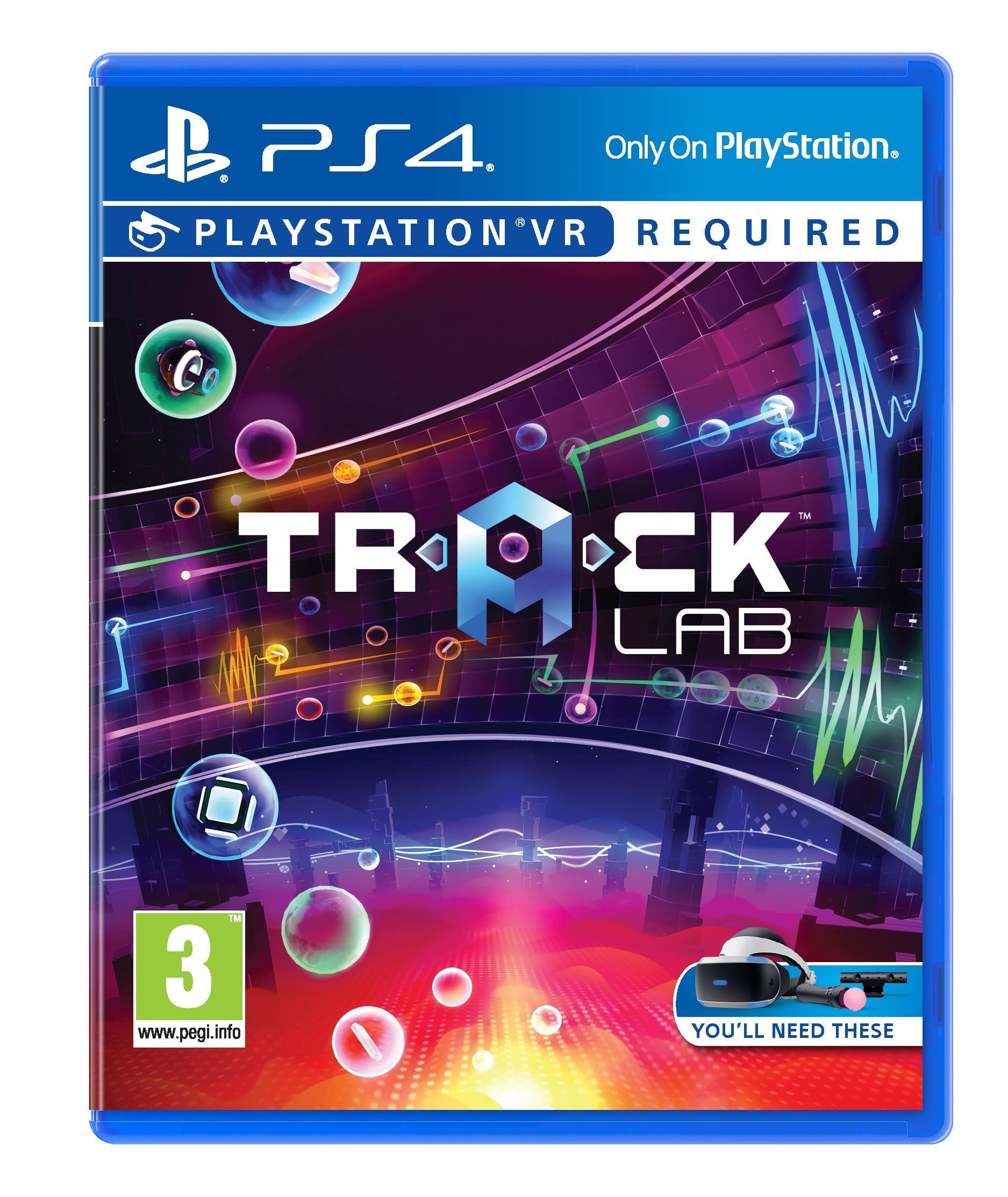 Sony Track Lab Basic Inglese PlayStation 4