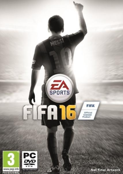 Electronic Arts FIFA 16, PC Basic ITA