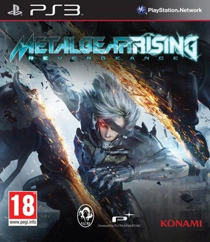 Halifax Metal Gear Rising Revengeance Ps3 Basic PlayStation 3