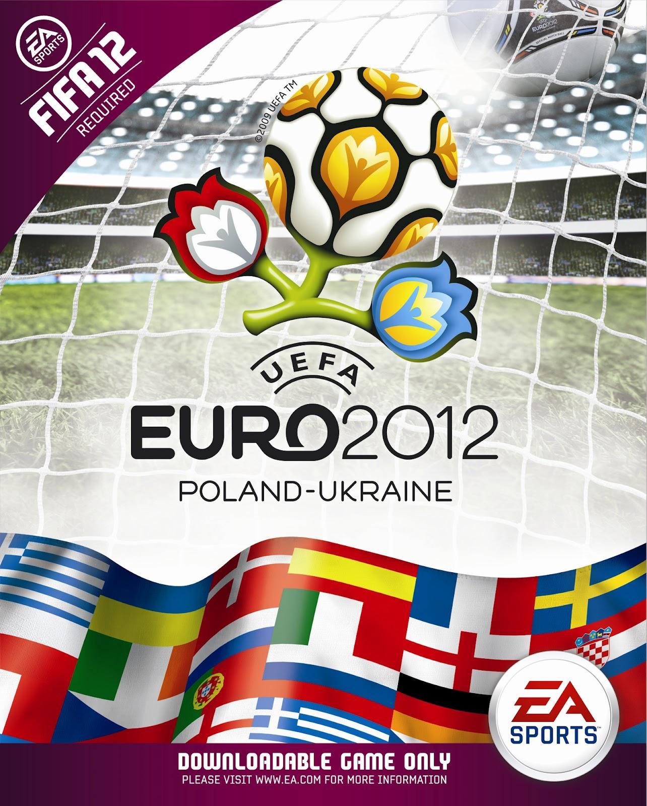 Electronic Arts UEFA EURO 2012 PC