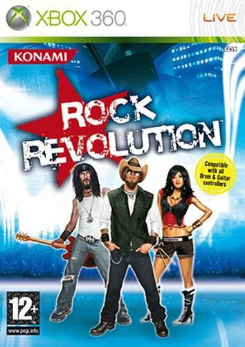 Halifax Rock Revolution Xbox360 Basic ITA