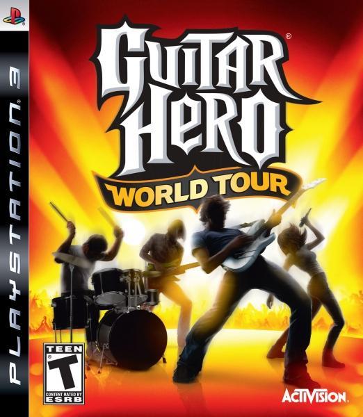 Activision Guitar Hero: World Tour, PS3, ITA PlayStation 3