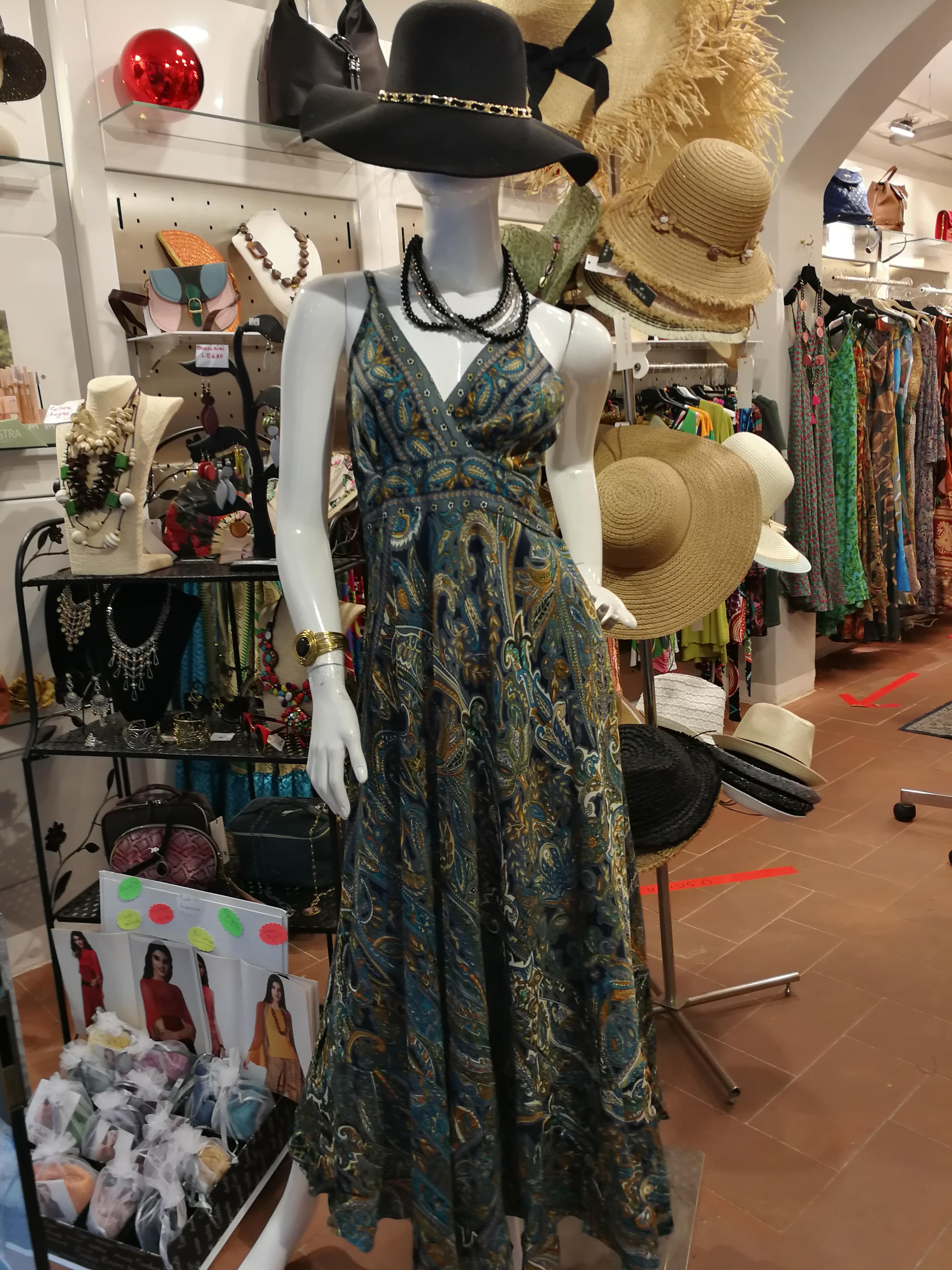 Thin strap maxi dress  | Women's clothing