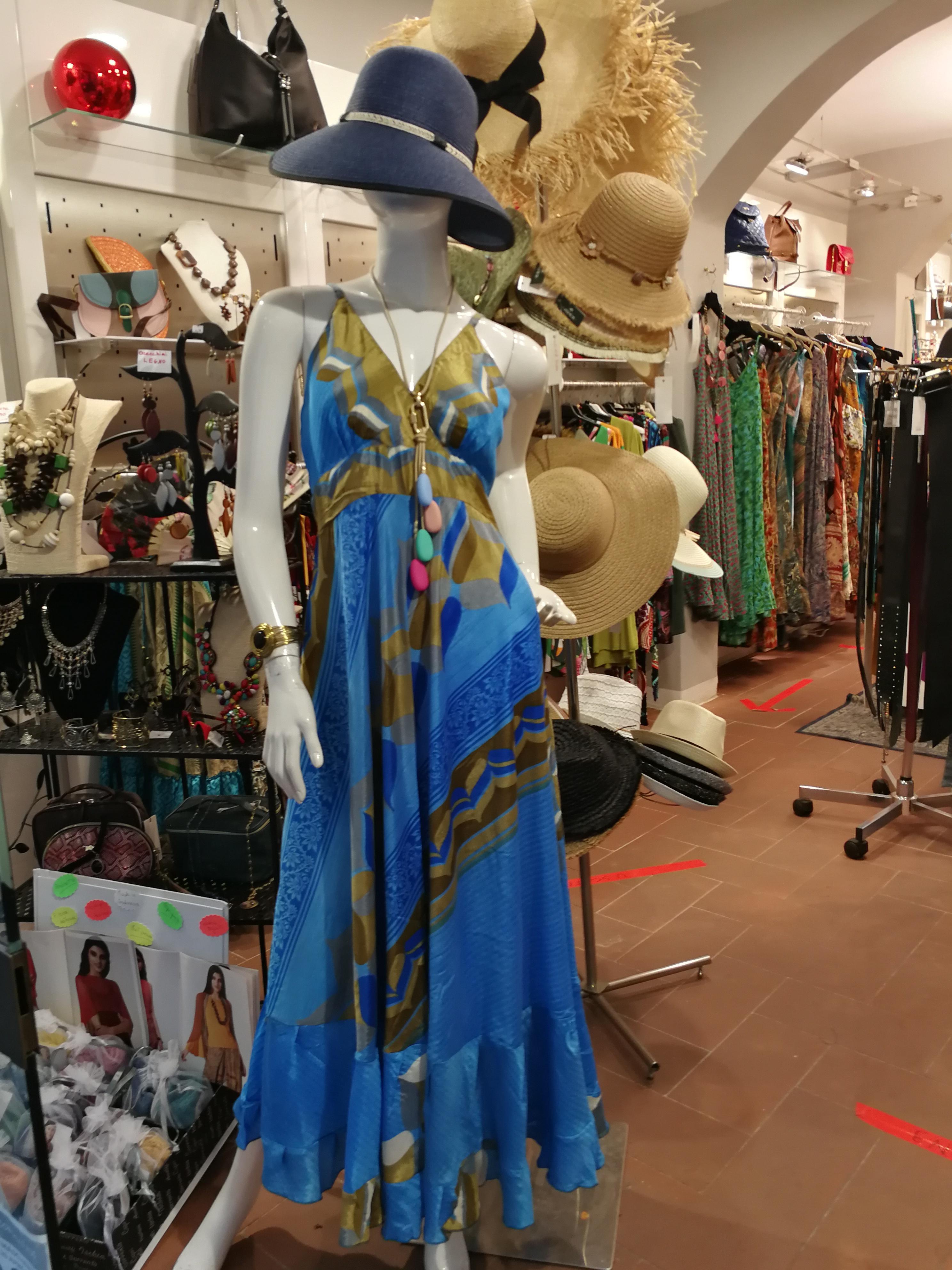 Women's gypsy dress | Spring/Summer 2021 Trends