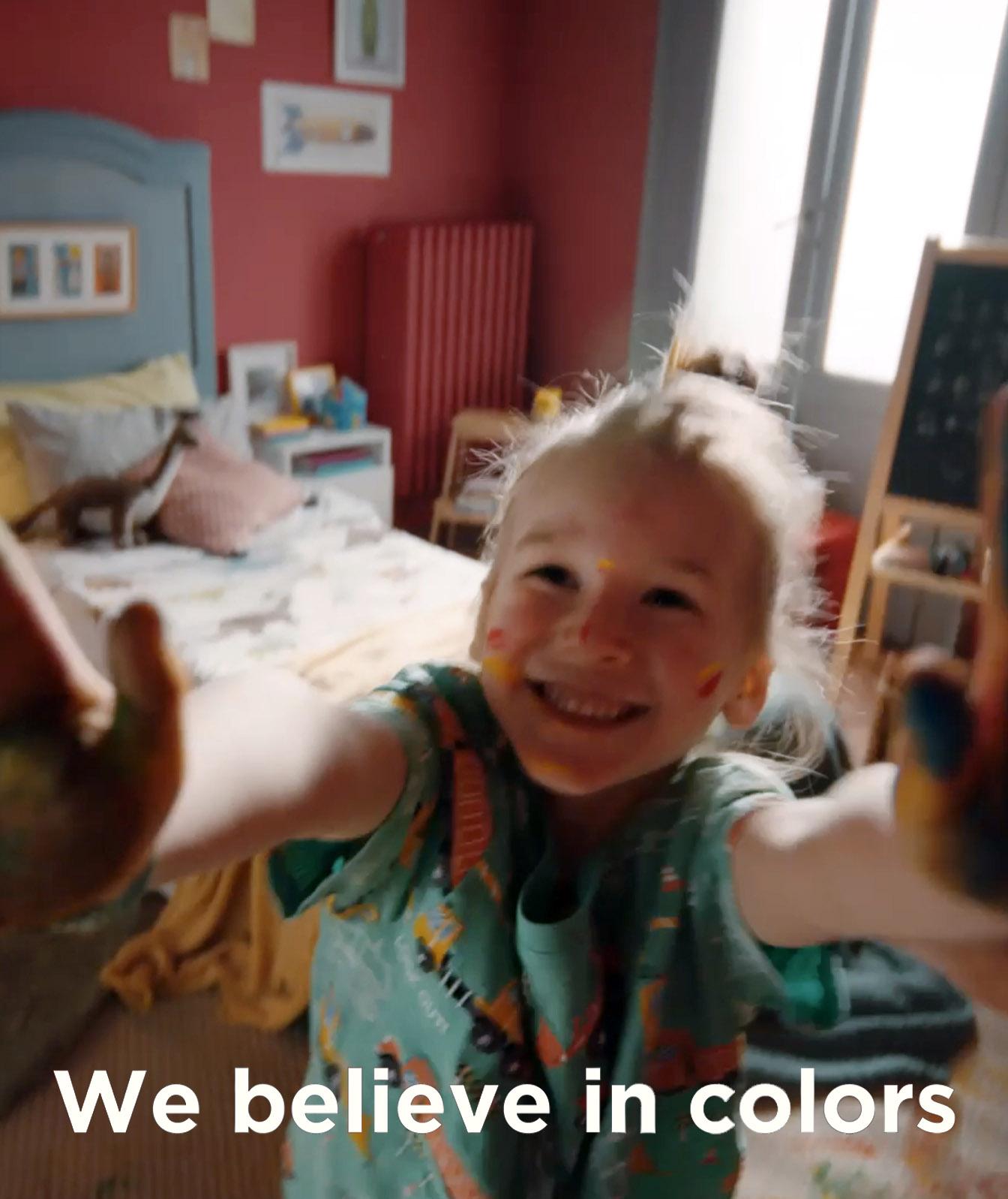 San Marco, we believe in colors