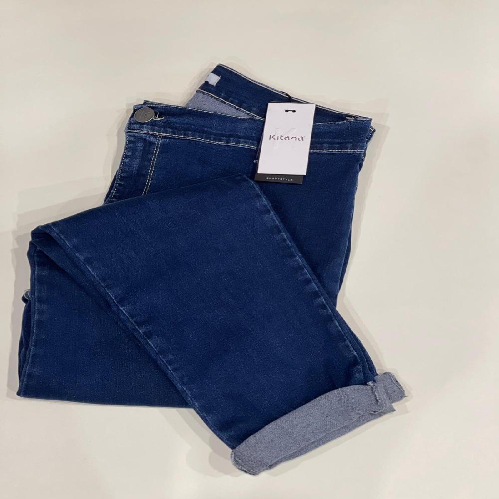 Jeans kitana blu scuro