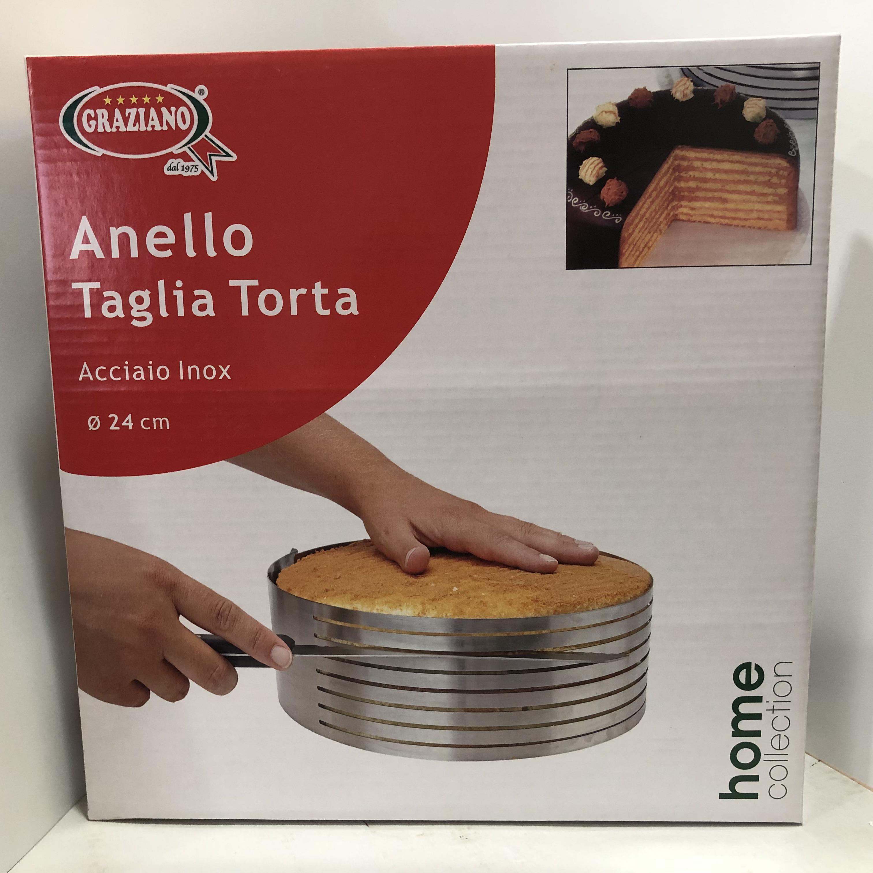 ANELLO TAGLIA TORTA