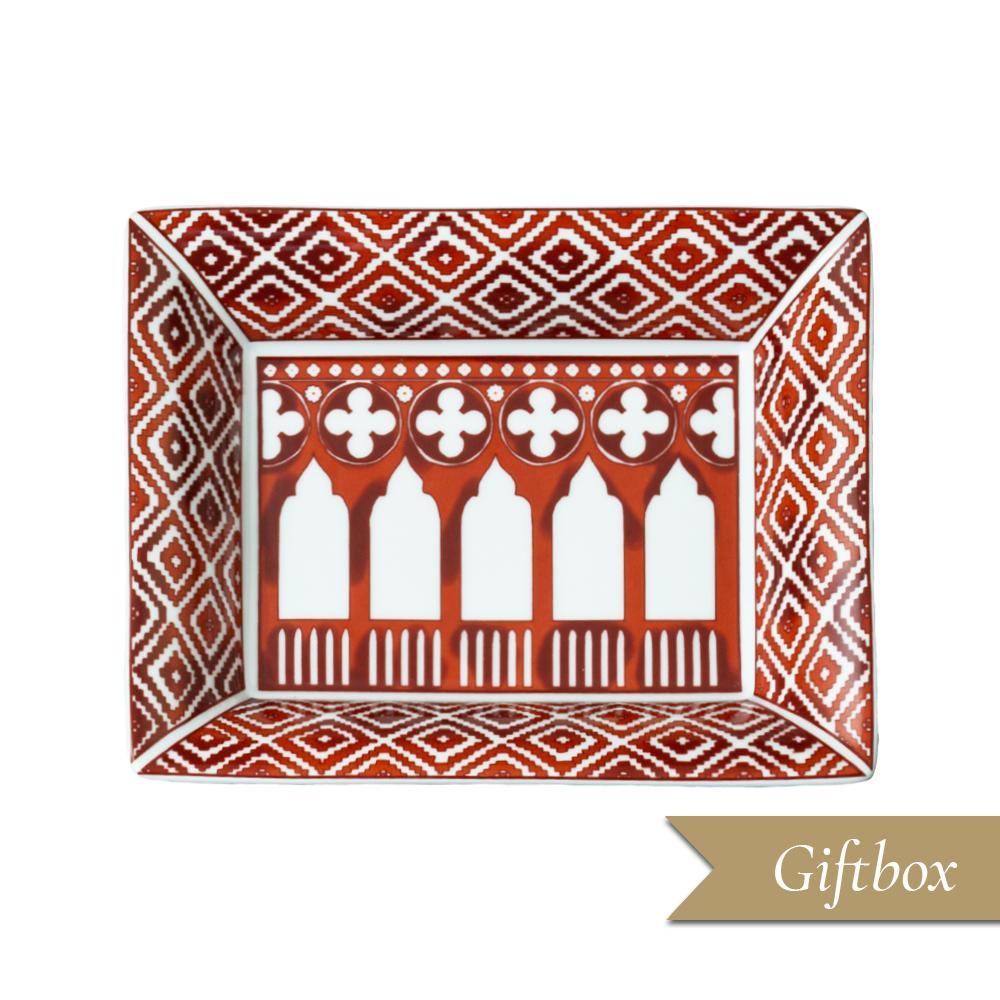 Svuotatasche in Giftbox | Le loze dei bei palassi | Venezia 1600
