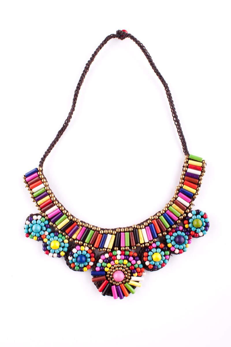 Ethnic necklace | Tribal jewellery online