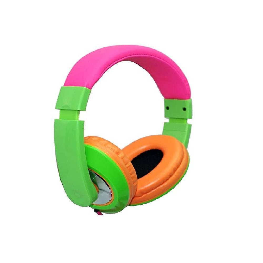 AKAI EF75 – Cuffie ad archetto, Multicolore