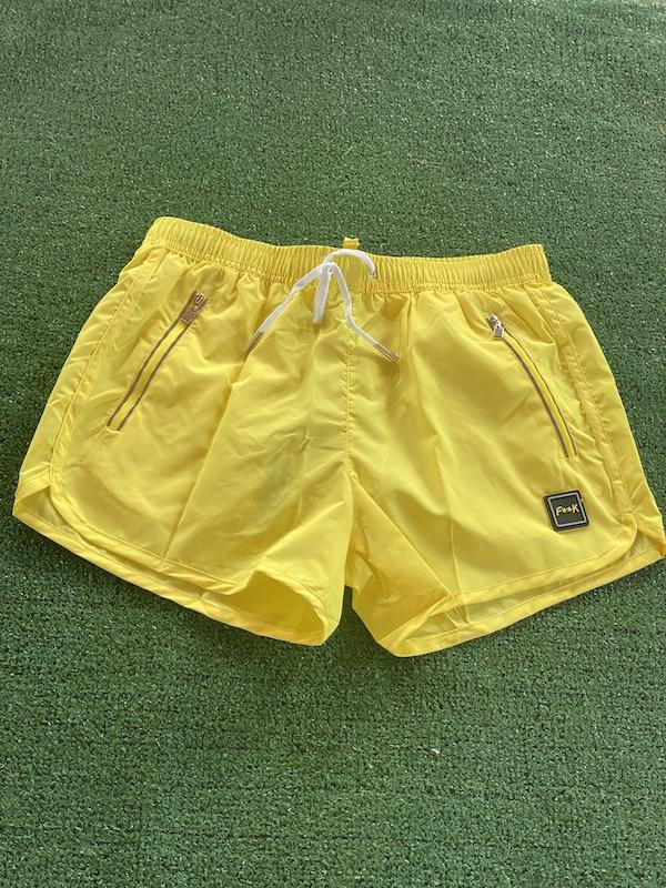 Short Uomo con zip catarifrangente Effek Taglia L , XL , XXL