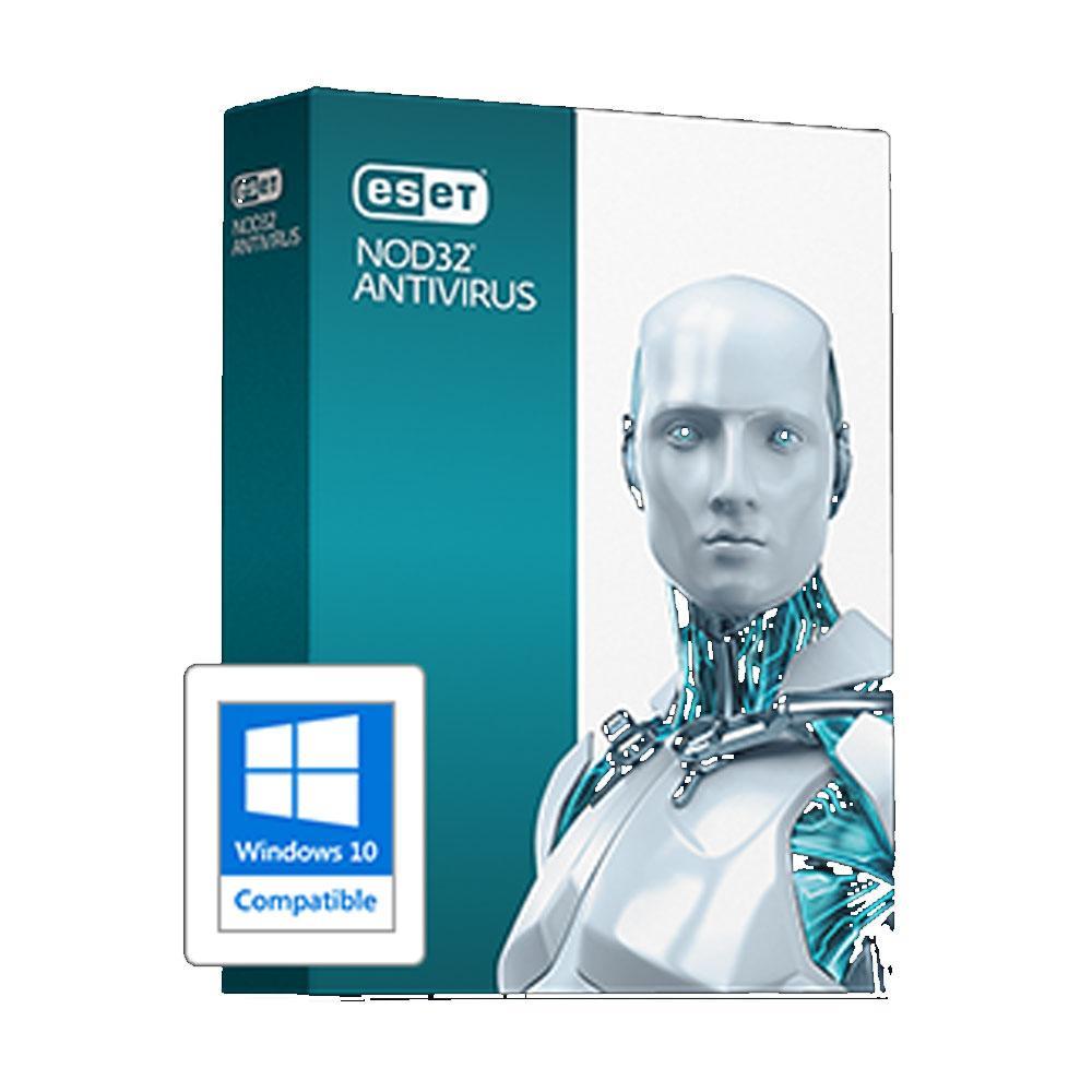 ESET ANTIVIRUS BOX NOD32 FULL 1Y2U