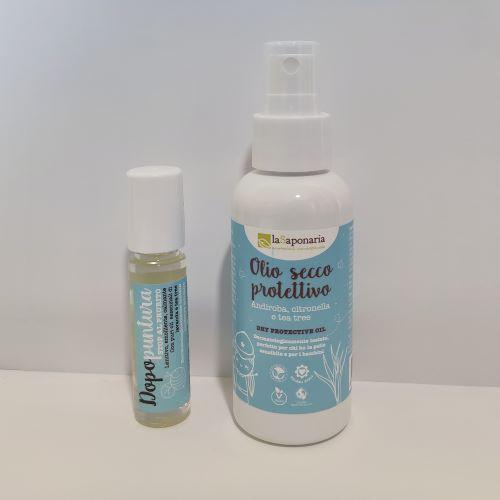 Olio secco antizanzare - 100ml