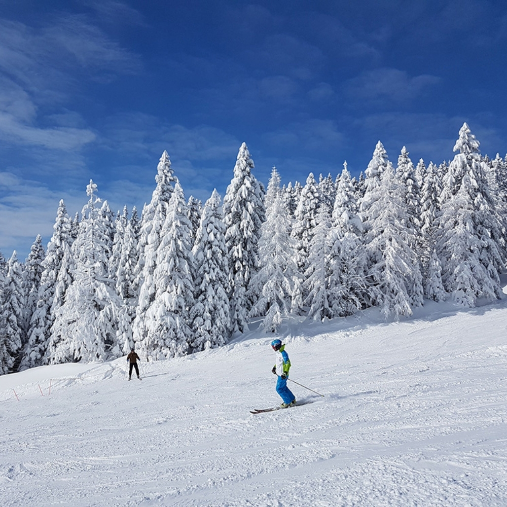 The Best Ski Resorts across the country