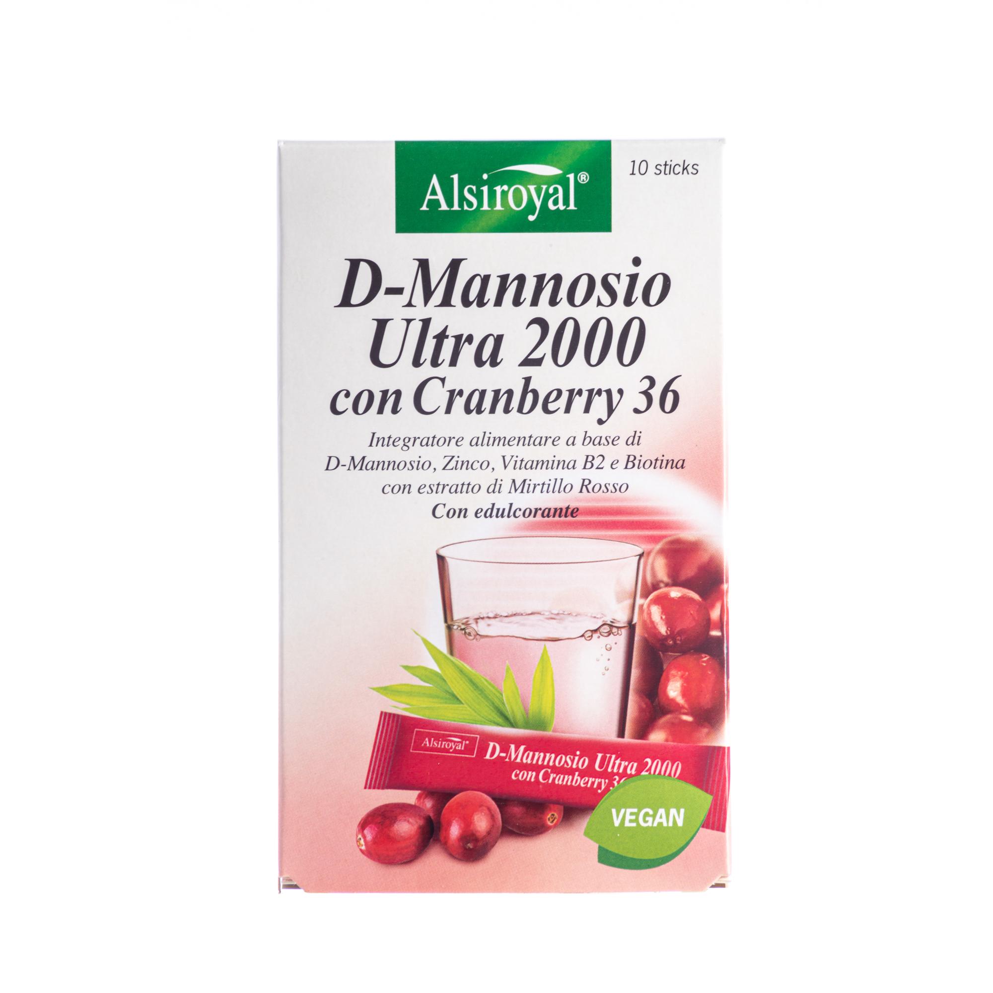 D MANNOSIO ULTRA 2000 10 STICK