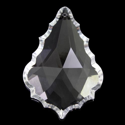 Foglia Spectra Swarovski color cristallo da 50 mm - 8290