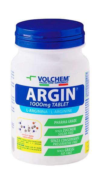 ARGIN ® ( l - arginine )