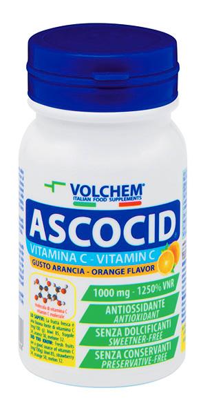 ASCOCID ® ( vitamina C ) - compresse