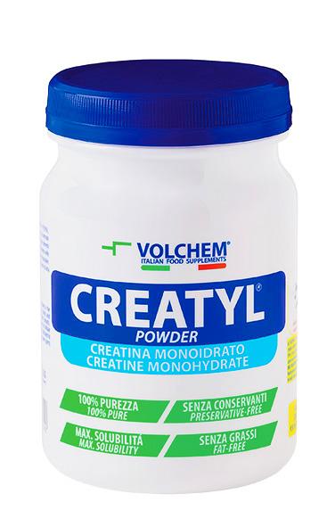 CREATYL ® POWDER ( pure creatine in powder ) 300g