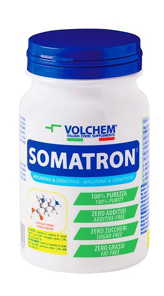 SOMATRON ® ( Arginine and Ornithine )