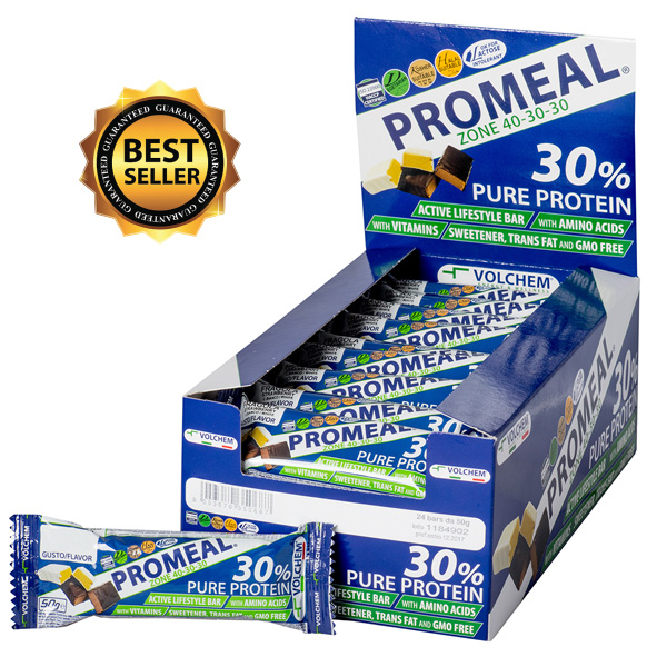 PROMEAL ®  ZONE 40-30-30 ( barretta proteica ) 24 x 50g