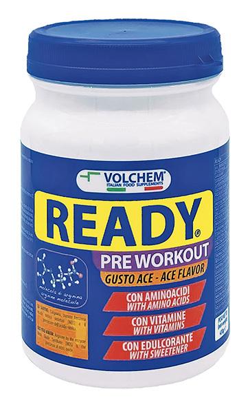 READY ® jar ( pre workout )