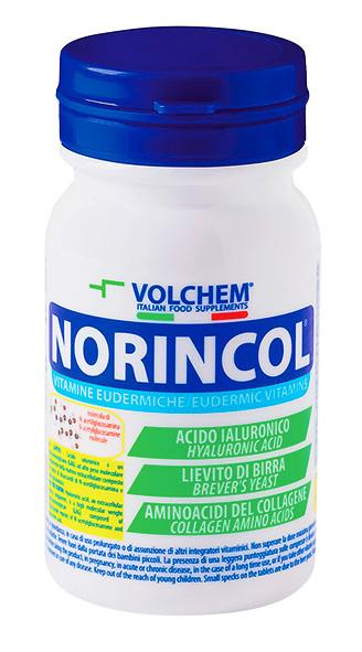 NORINCOL® ( vitamine eudermiche - acido ialuronico )