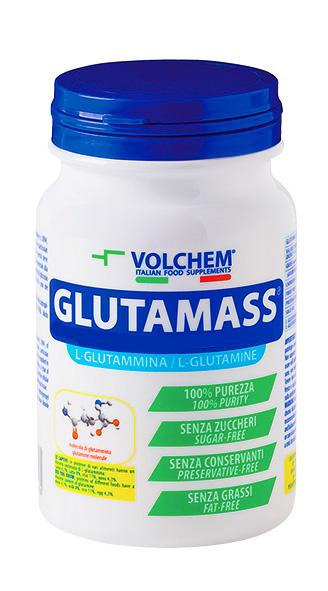 GLUTAMASS ® ( l - glutamine ) - 300g powder