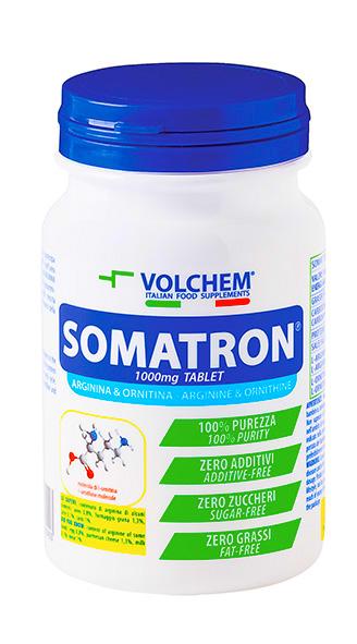 SOMATRON ® ( Arginine and Ornithine ) - tablet