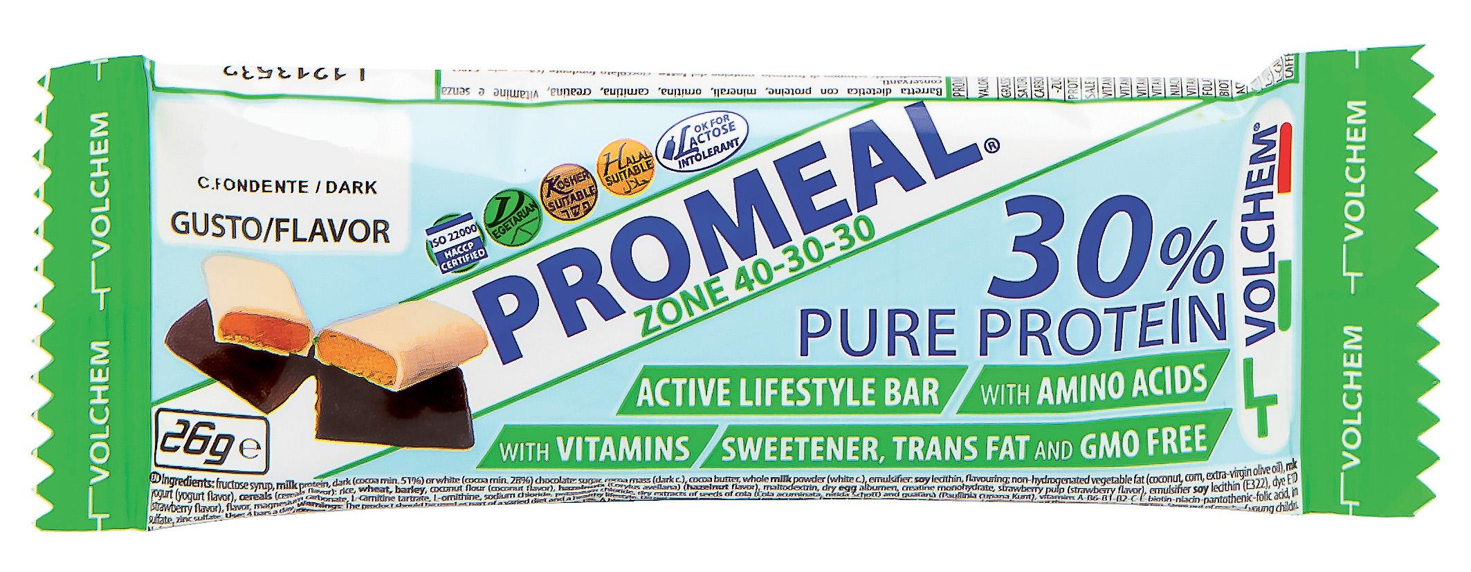PROMEAL ®  ZONE 40-30-30 ( barretta proteica ) 26g