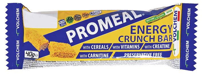 PROMEAL ® ENERGY CRUNCH ( barretta energetica non ricoperta ) 40g