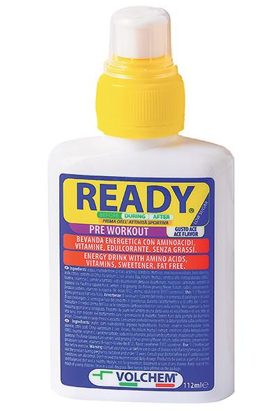 READY® 112ml ( pre workout ) 112ml