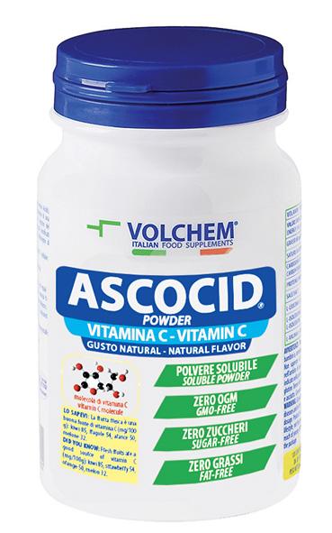 ASCOCID ® ( vitamina C ) - polvere