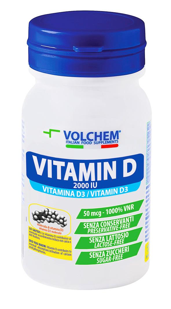 VITAMIN D  2000 IU ( vitamin D3 )