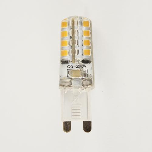 Lampadina LED attacco G9 potenza 5W luce calda 3000K