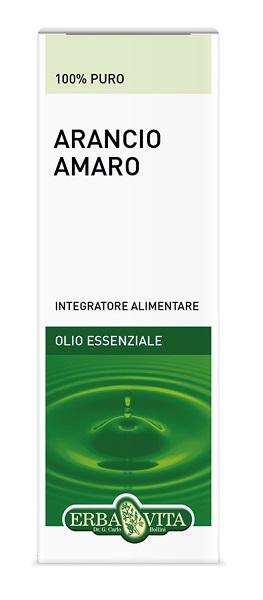 ARANCIO AMARO - OLIO ESSENZIALE ERBAVITA UTILE COME DEPURATIVO, ANTI INFIAMMATORIO, SEDATIVO 10 ML