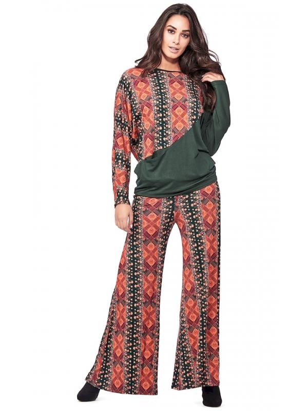 Women's ethnic winter trousers