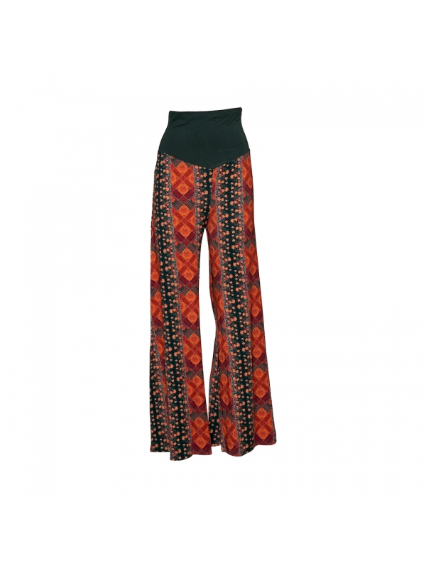Pantaloni invernali donna | Pantaloni stile etnico