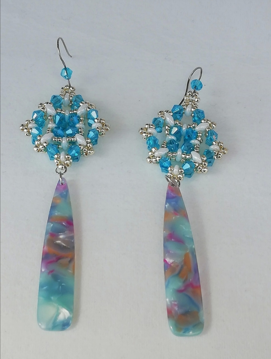 Boucles d'oreilles artisanales | Collection Made in Italy