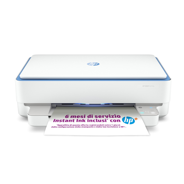 HP ENVY 6010E Getto termico d'inchiostro A4 4800 x 1200 DPI 20 ppm Wi-Fi