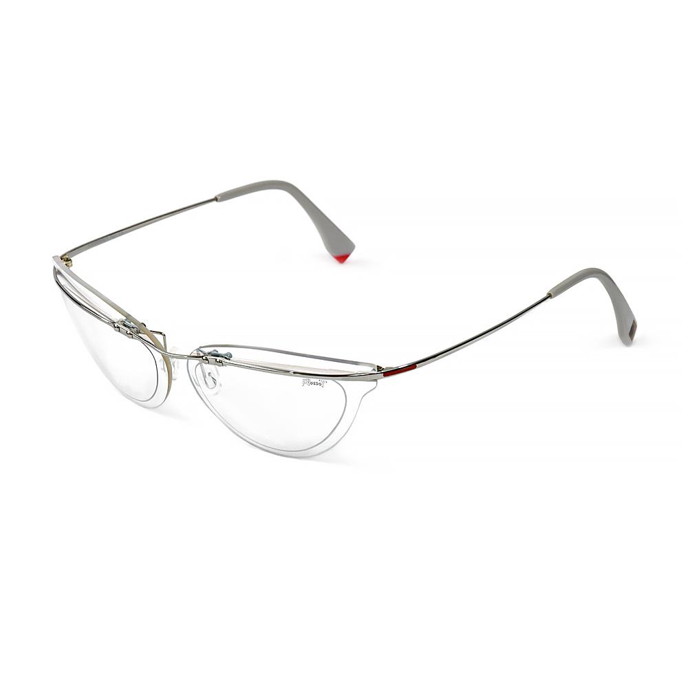 Cat eyewear in acciaio medicale, ultraleggero