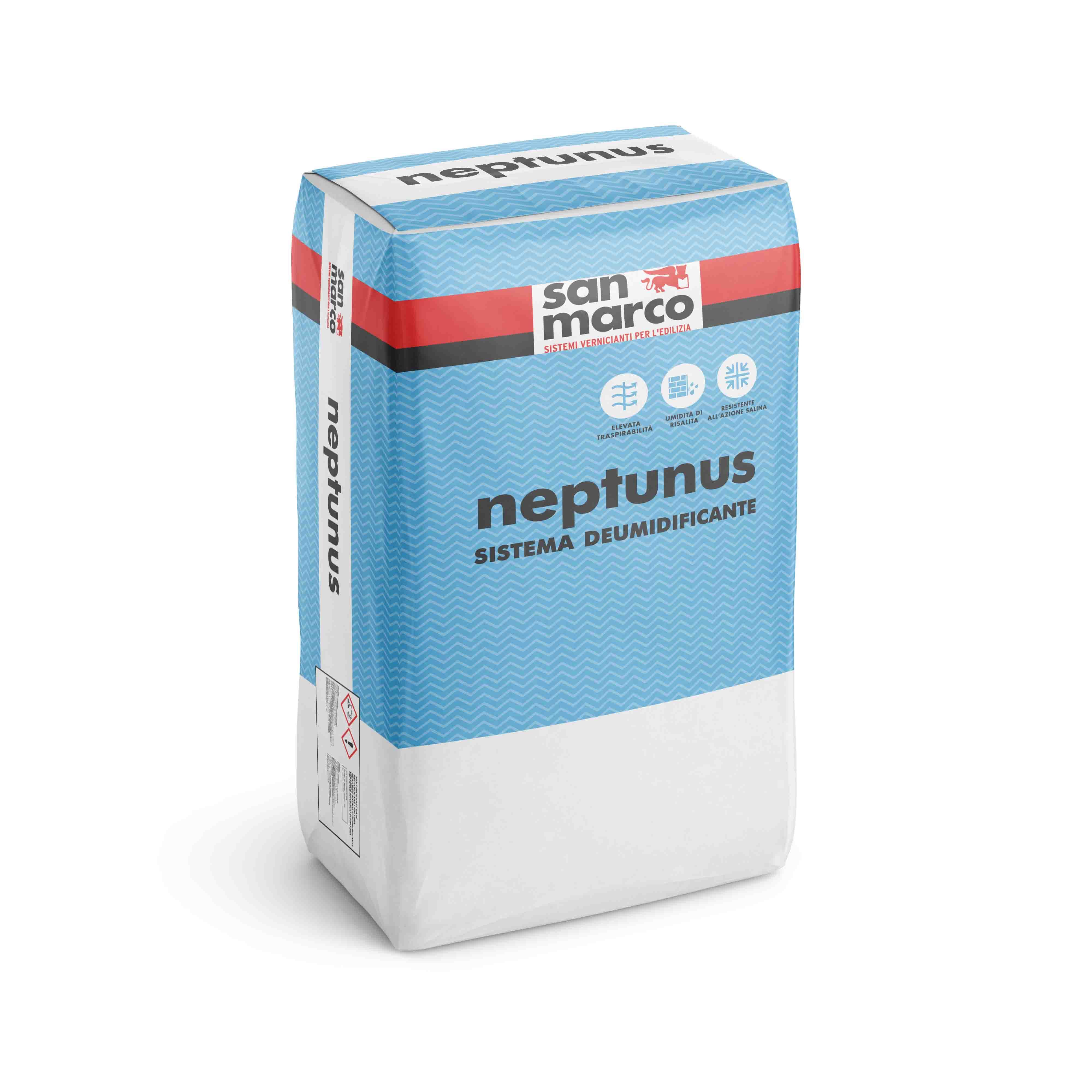 NEPTUNUS/AQUASYSTEM INTONACO DEUMIDIFICANTE