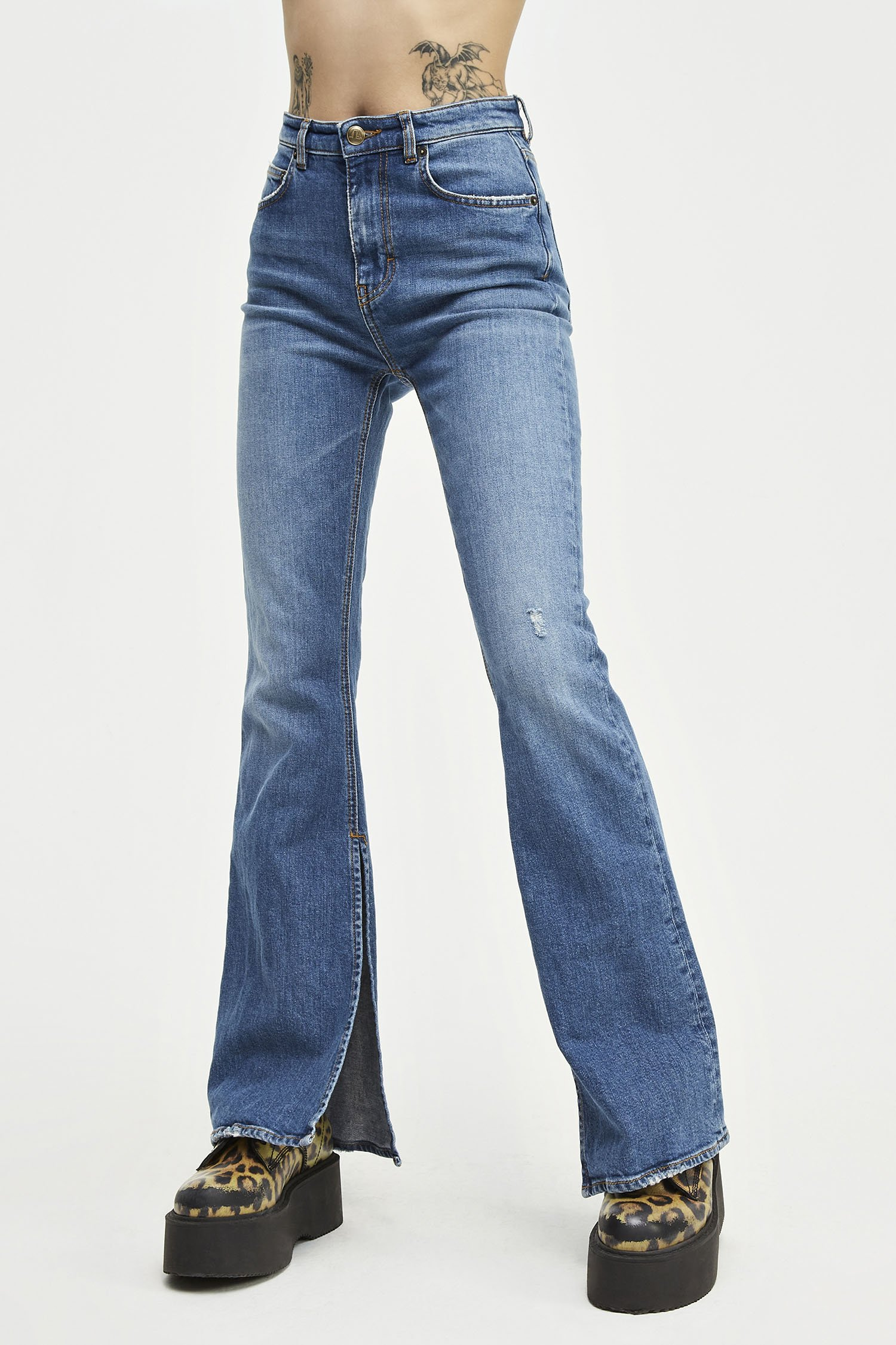 Jeans Bootcut Alabama Aniye By