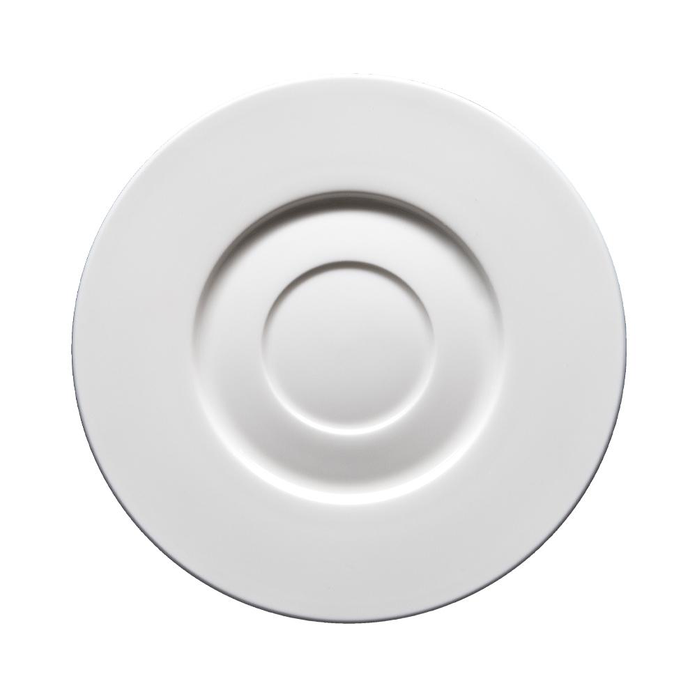 Piattino per tazza brodo cm 17,5 | Milano