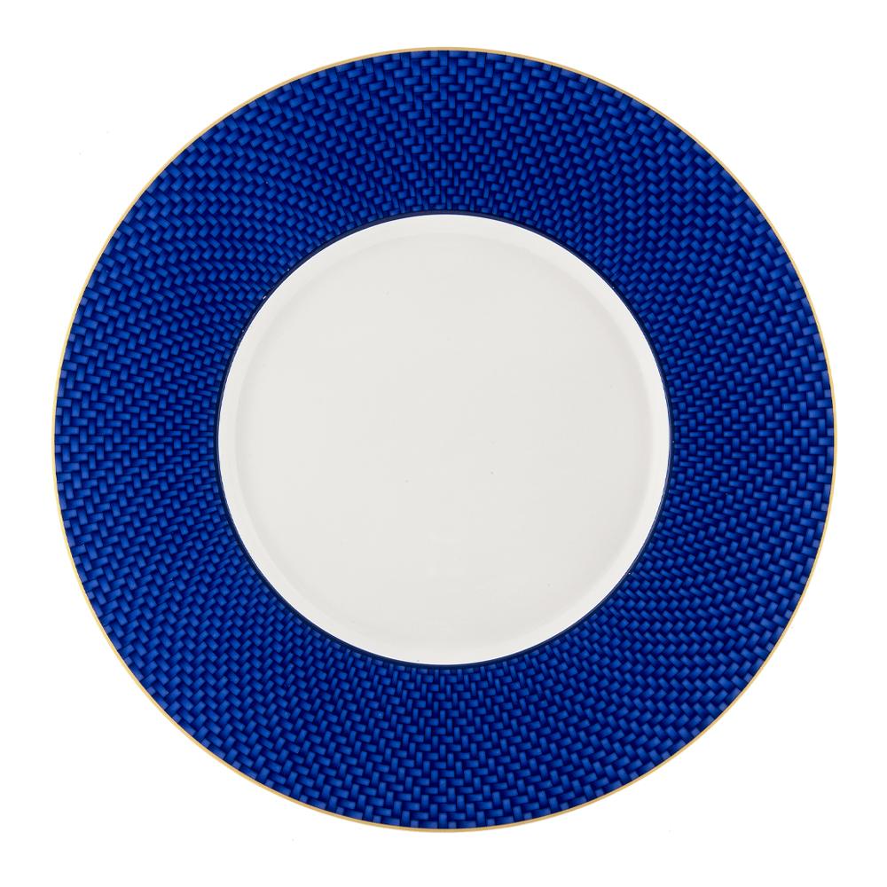 Segnaposto cm 33 - blu - ala cm. 7 | Intrecci
