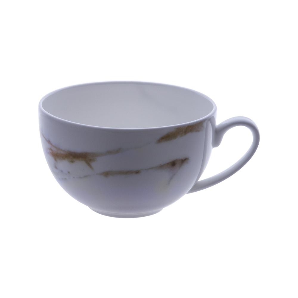 Tazza thè e cappuccino cc 220 | Marmo