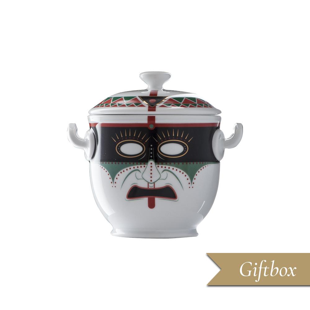 Piccolo vaso in Giftbox | Paha Sapa | Ethnics | Edizione Limitata e Numerata