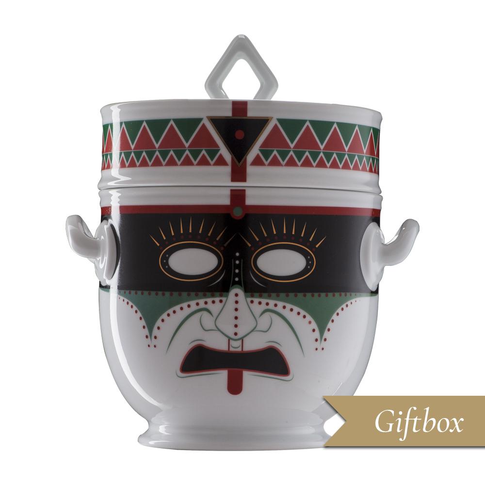 Rinfrescatoio 2 pezzi in Giftbox | Paha Sapa | Ethnics | Edizione Limitata e Numerata